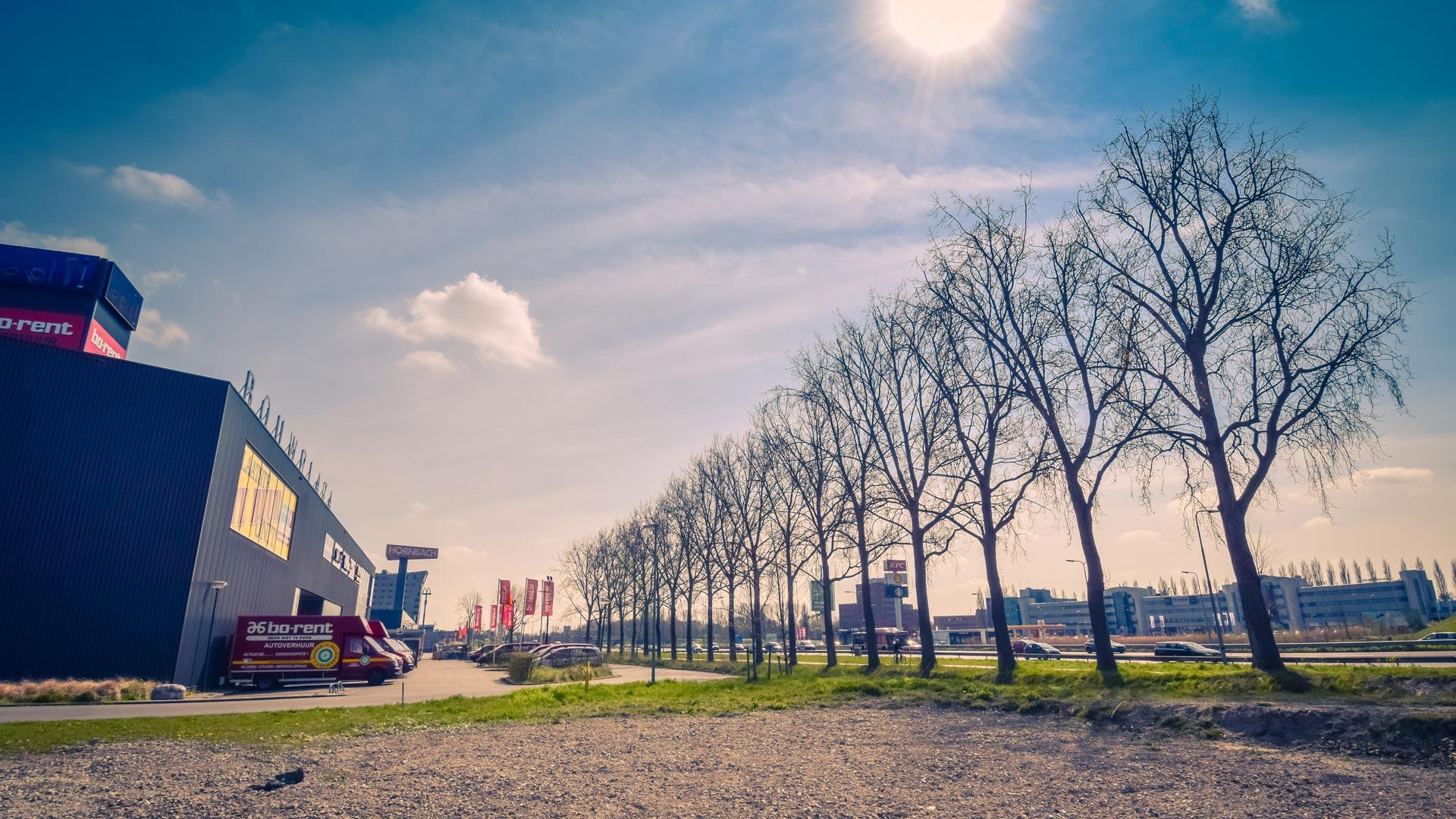 Bedrijfskavels Ypenburg - Bouwkavel Singel