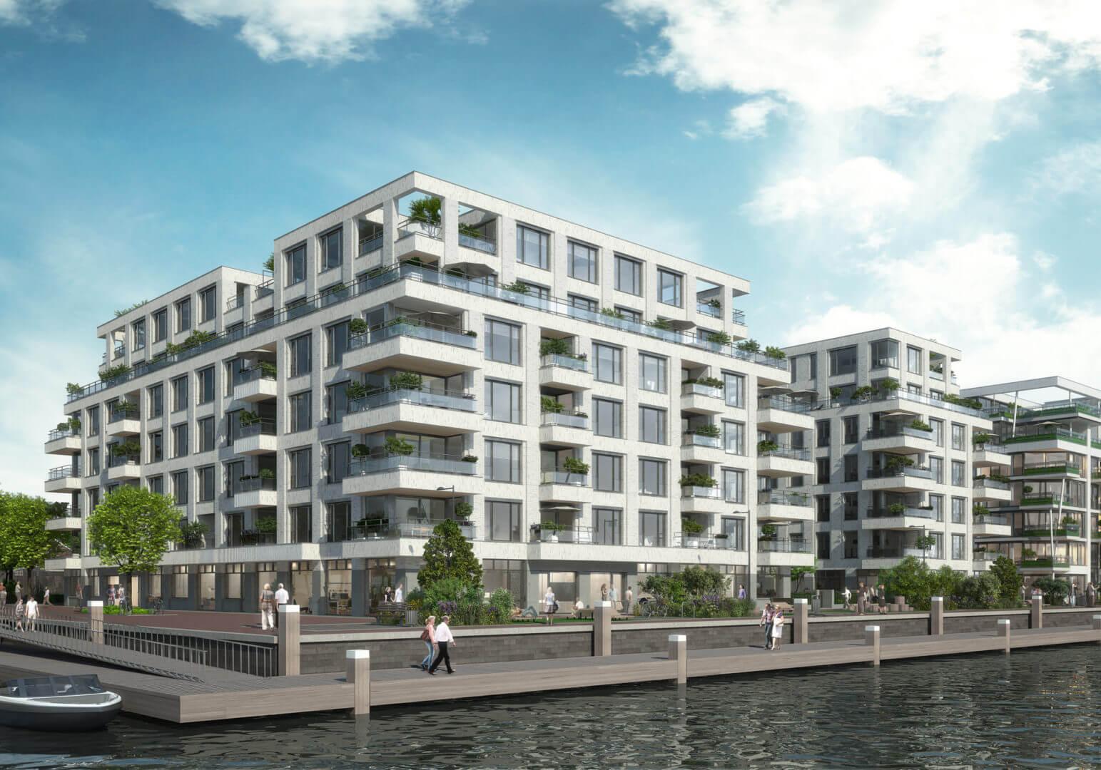 Cruquius-Werk-yoreM-nieuwbouwproject-Amsterdam