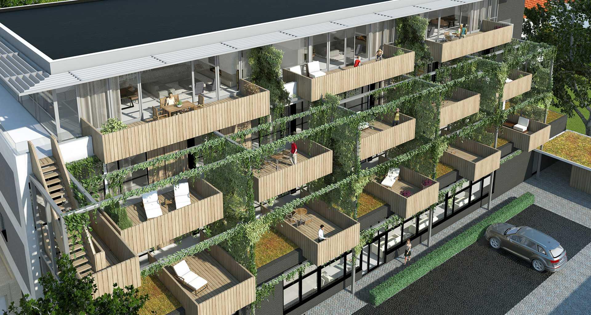 De Hooght Zeist - Balkon - Werk - yoreM Verovert Online