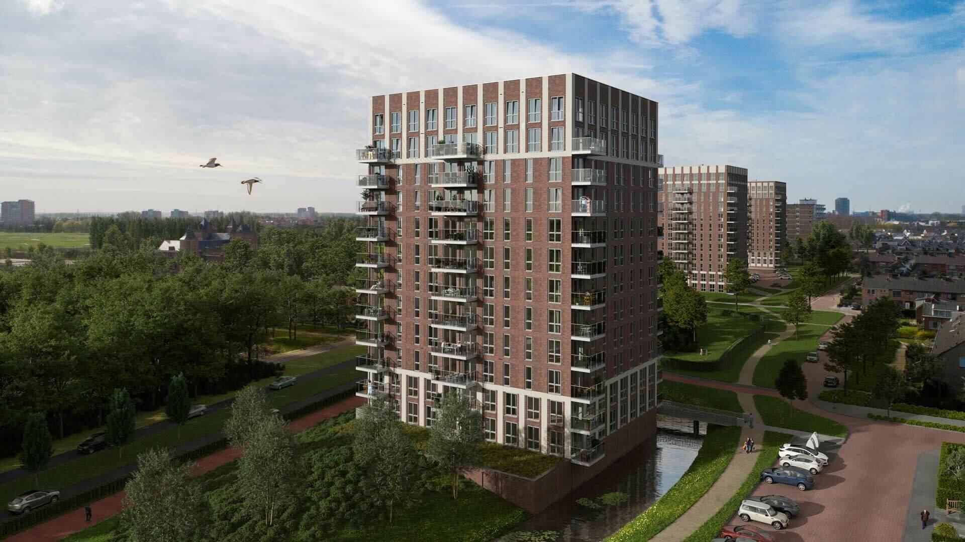 De Slotvrouwe Heemskerk - Torens - yoreM Verovert Online