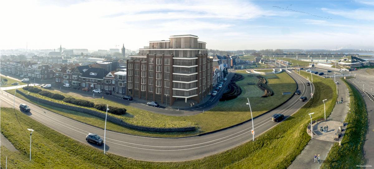 Exterieur-Residentie-Veerhaven