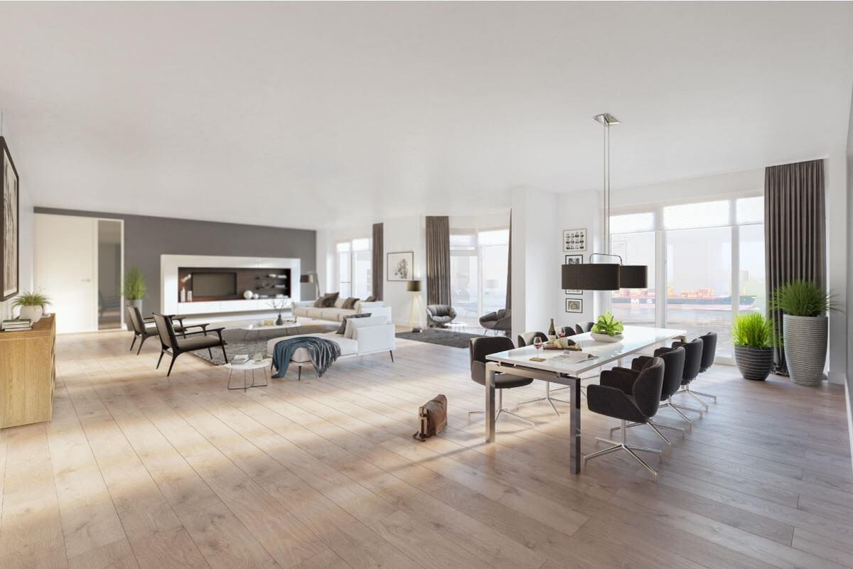 Interieur-Residentie-Veerhaven