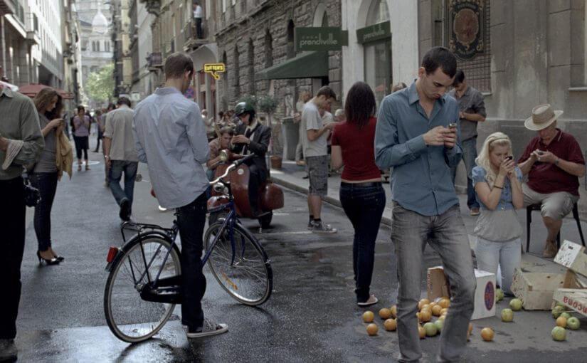 Impressie van Klantbeleving; mobile first