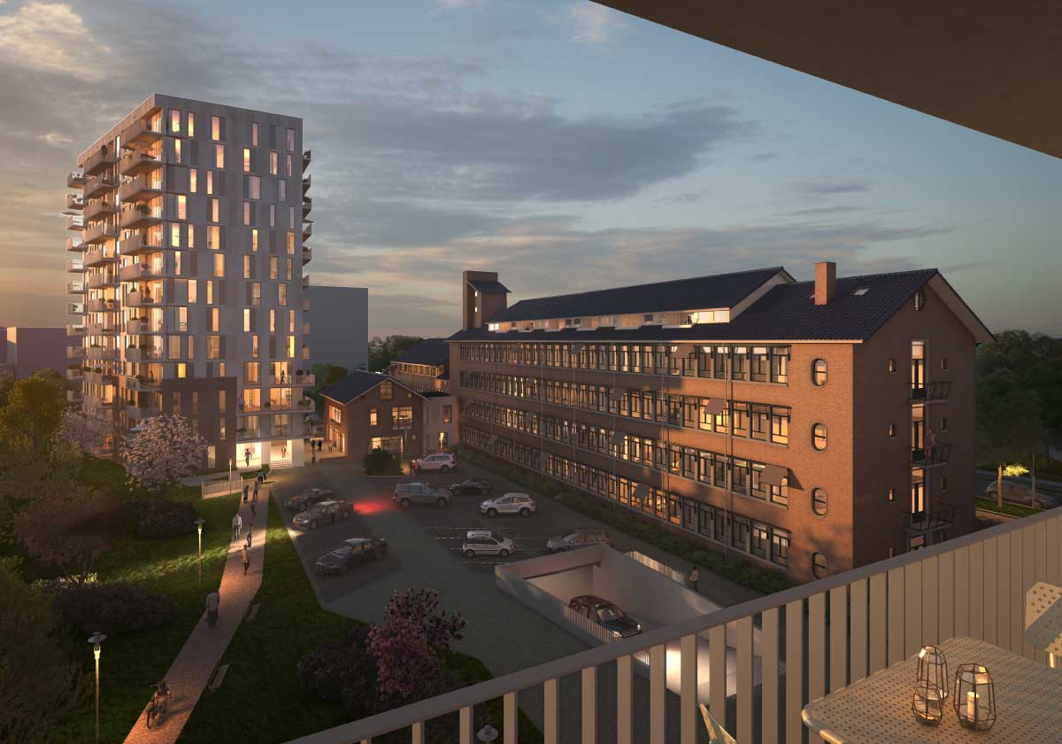 Nieuwbouw-Leiden-Gortercomplex-yoreM