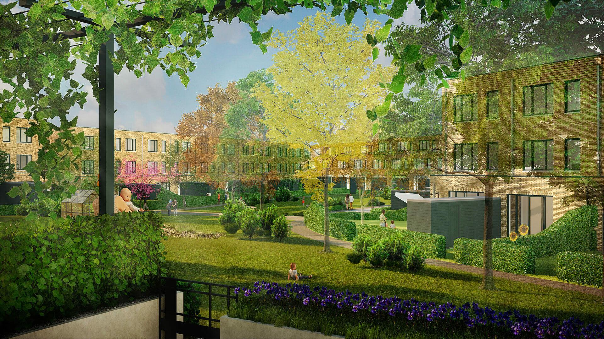 Tuinen van Genta - project - Breda - yoreM - Impressie 05