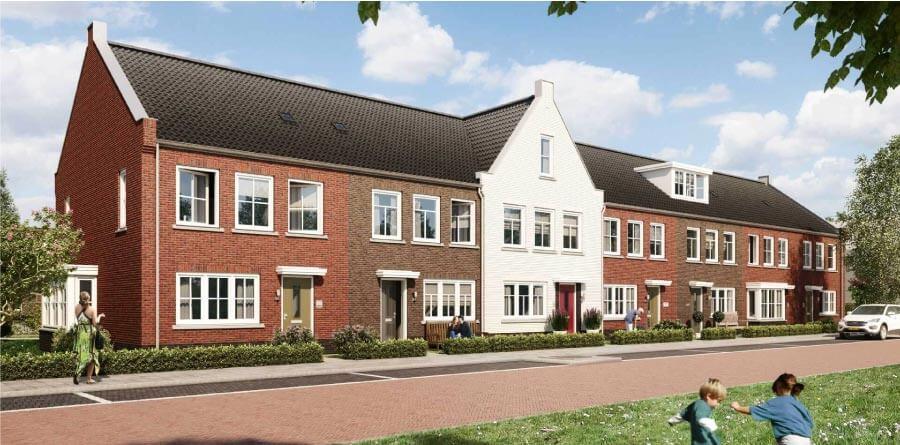 Nieuwbouw-Zevenhuizen-Koningskwartier-Rijwoningen-LR