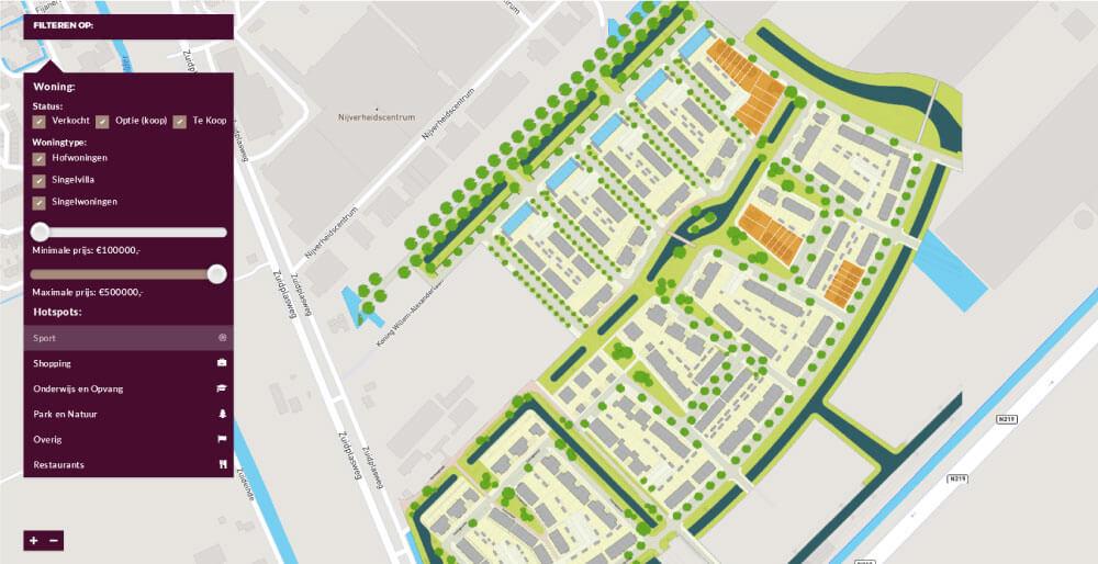 Nieuwbouw-online-marketing-project-zevenhuizen