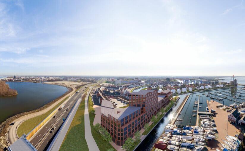 Impressie van Online gebiedsmarketing Wonen in Waterfront