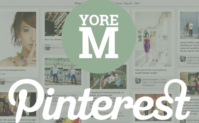 Impressie van Pinterest lanceert nieuwe en intelligente zoekfunctie