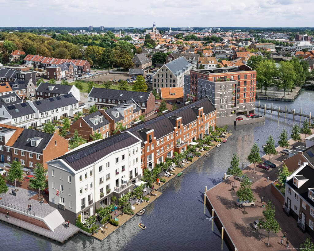 Wonen-aan-de-Ham-Werk-yoreM-nieuwbouwproject
