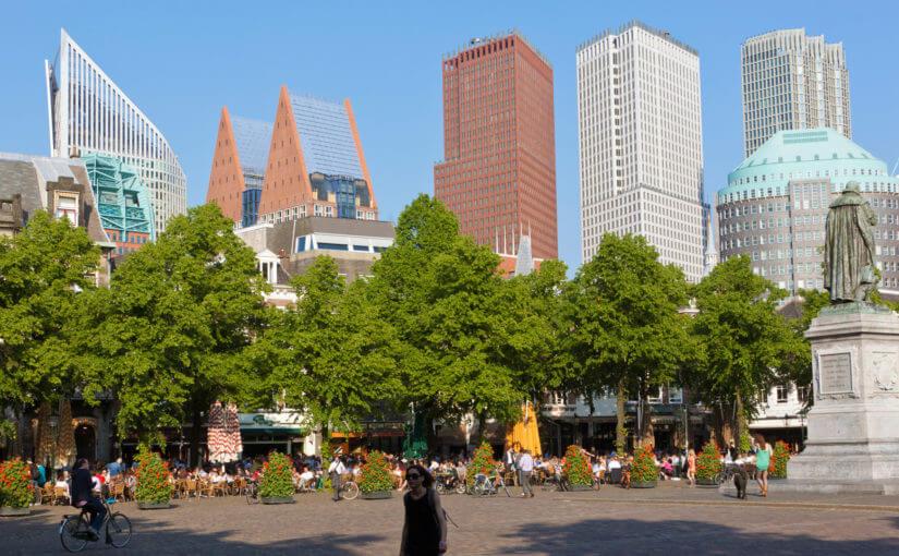 Impressie van Wonen in Den Haag