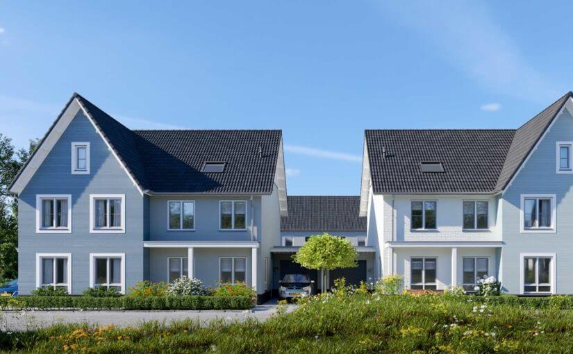Impressie van Zuiderpark Tilburg