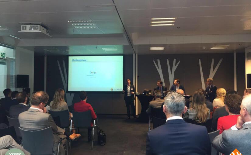 Impressie van Big data en E-business voor nieuwbouwwoningen