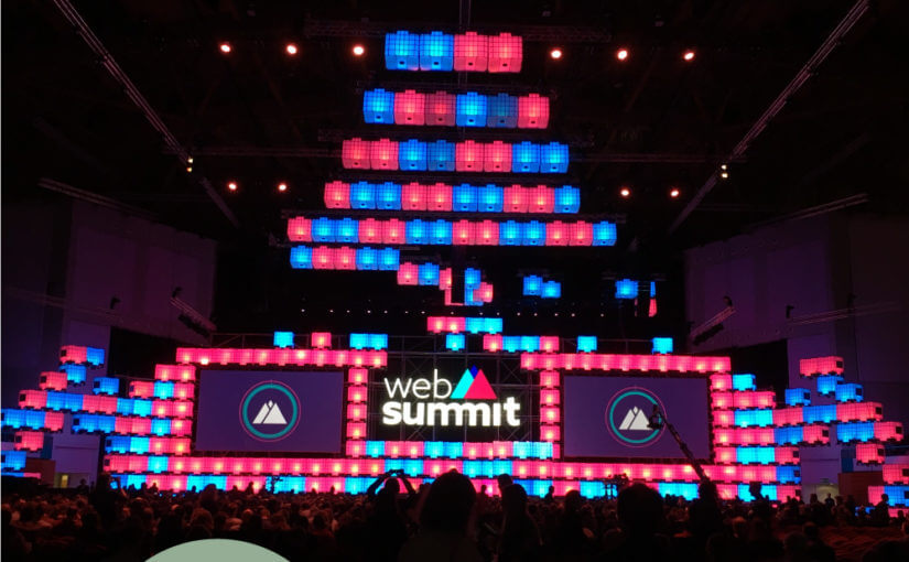 Impressie van yoreM bezoekt Web Summit 2017 | where the tech world meets