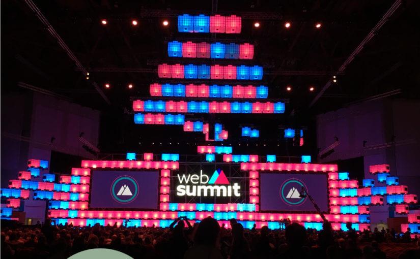 Impressie van yoreM bezoekt Web Summit 2017 | where the tech world meets