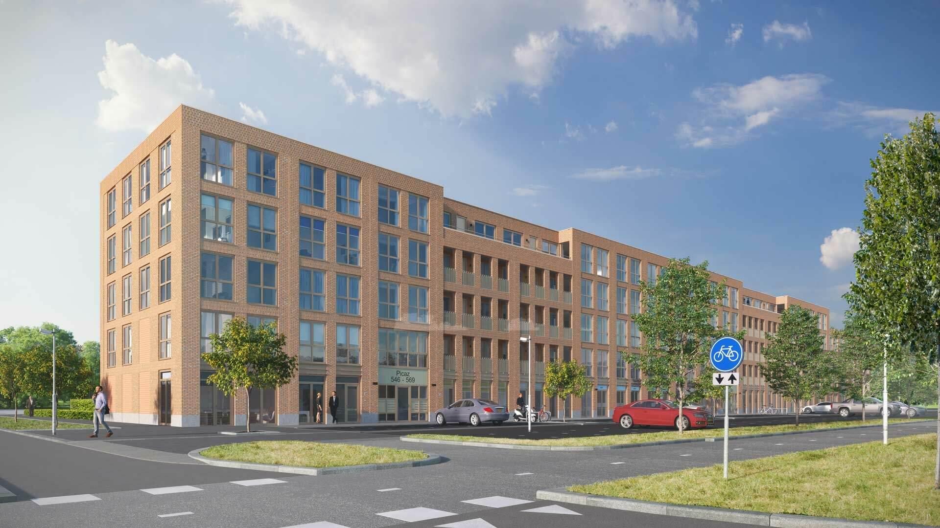 yoreM - Picaz - Nieuwbouw-Leidsche-Rijn-Utrecht-exterieur