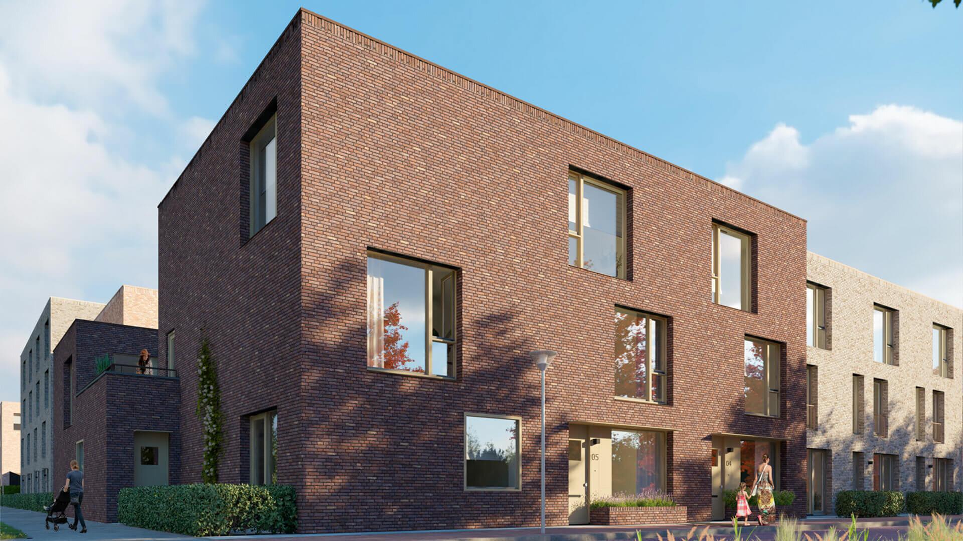 yoreM-WITT-Nieuwbouw-Woerden-Koopwoningen-exterieur