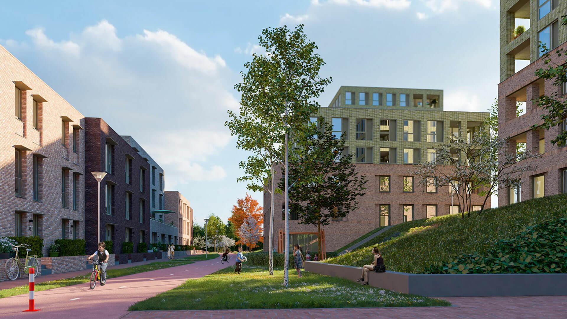 yoreM-WITT-Nieuwbouw-Woerden-binnentuin