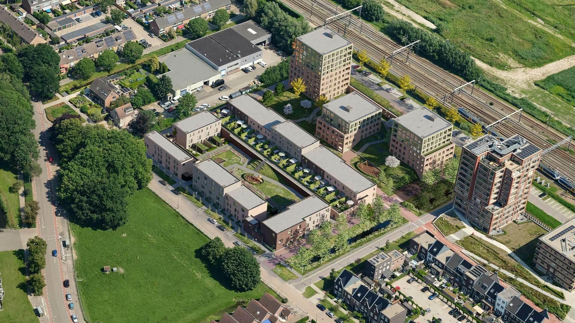 yoreM-WITT-Nieuwbouw-Woerden-grondgebonden-woningen