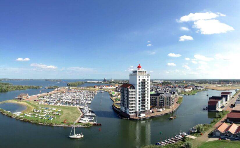 Impressie van Wonen in Waterfront