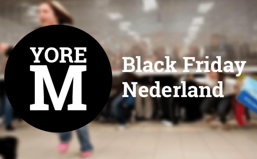 Impressie van De opkomst van Black Friday Nederland!